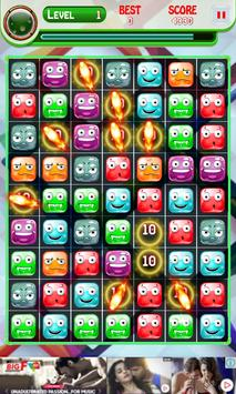 Cartoon Cube: Match 3 Puzzle Game screenshot 1