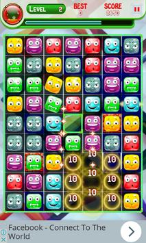 Cartoon Cube: Match 3 Puzzle Game screenshot 2