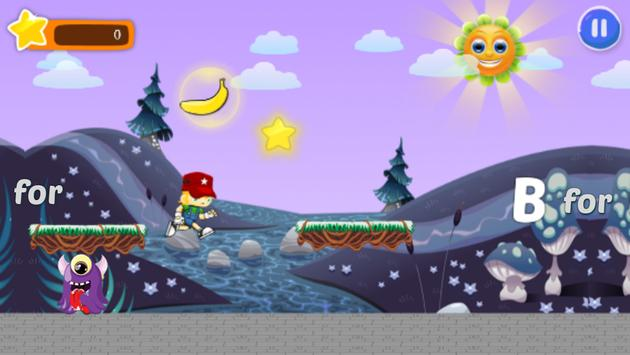 ABC For Kids - Run And Learn apk screenshot