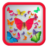 Butterfly Match Mania icon