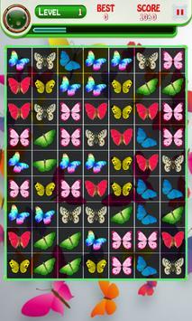 Butterfly Match Mania apk screenshot