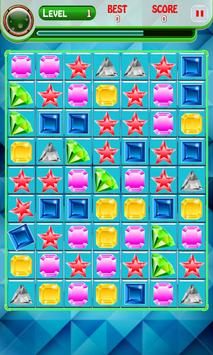 Jewel Mystery Match screenshot 2