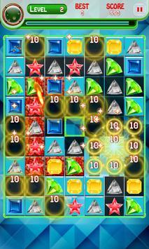 Jewel Mystery Match screenshot 4
