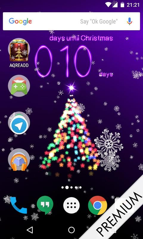 christmas countdown screenshot 6