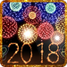 New Year 2018 fireworks APK