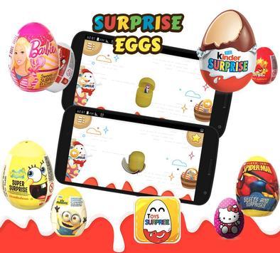 surprise eggs .. surprise toys screenshot 4