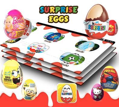 surprise eggs .. surprise toys screenshot 1