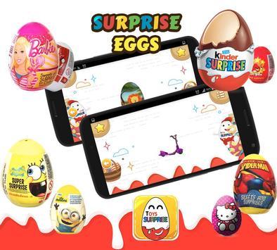 surprise eggs .. surprise toys screenshot 2