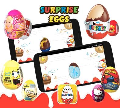 surprise eggs .. surprise toys apk screenshot