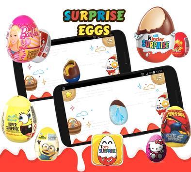 surprise eggs .. surprise toys screenshot 3