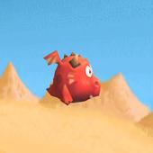 Jumpy Dragon Bird icon