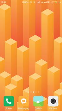 Best HD Sharp Aquos Z3 Stock Wallpapers apk screenshot