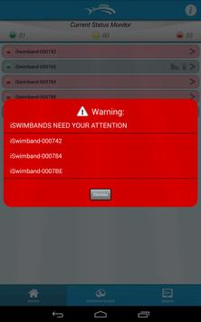 iSwimband screenshot 23