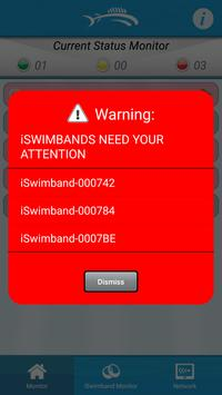 iSwimband screenshot 7