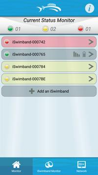 iSwimband screenshot 6