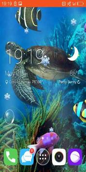 Aquarium Live Wallpaper 2017 screenshot 1