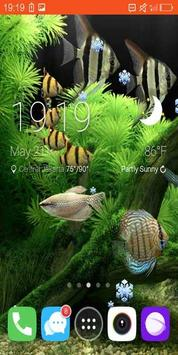Aquarium Live Wallpaper 2017 screenshot 2
