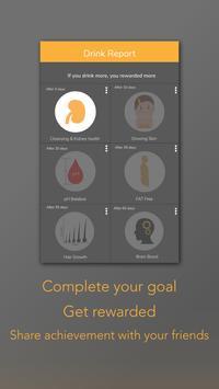 Water Drink : Daily Reminder screenshot 7