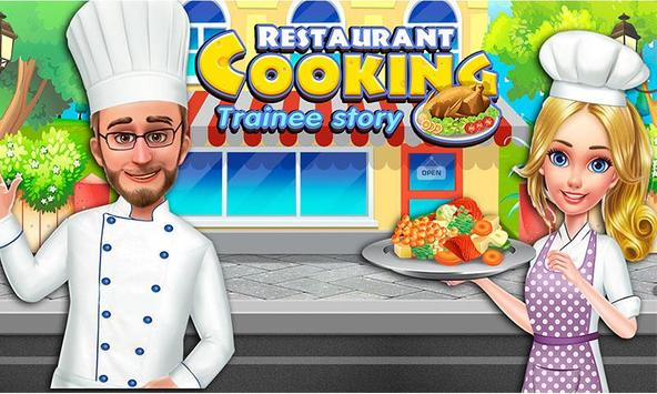 Restaurant Cooking Trainee screenshot 7