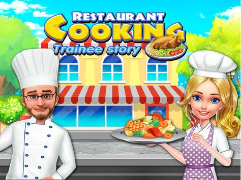 Restaurant Cooking Trainee screenshot 17