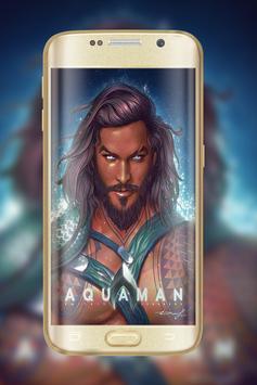 aquaman wallpaper poster