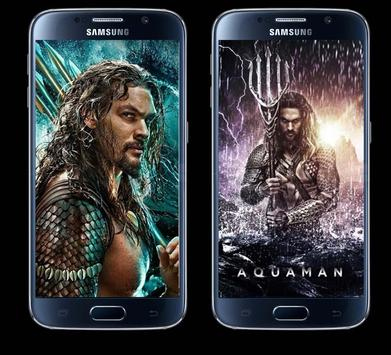 Aquaman Mera Wallpapers HD 2018 screenshot 1