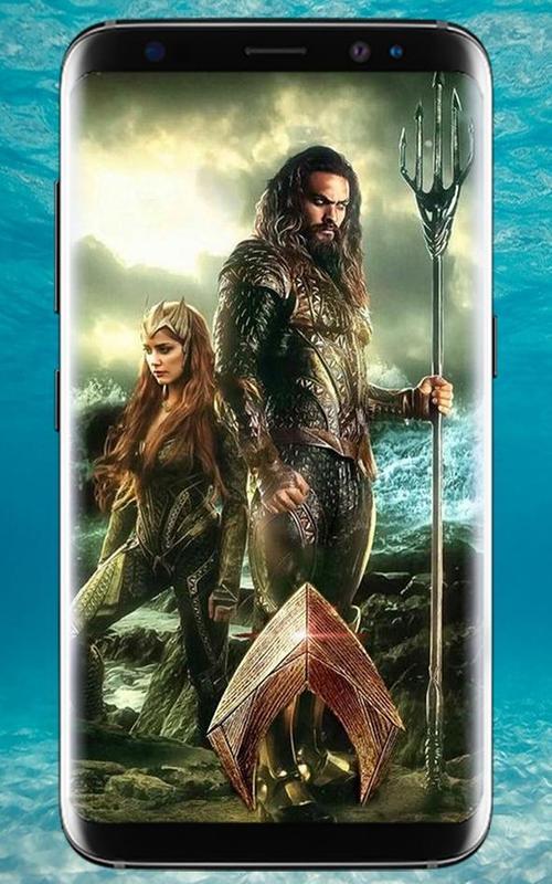 Aquaman Mera Wallpapers Hd 2018 For Android Apk Download