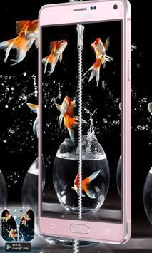 Aquarium Zipper Lock Free poster