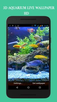 3d Fish Aquarium Live Wallpaper Hd For Android Apk Download