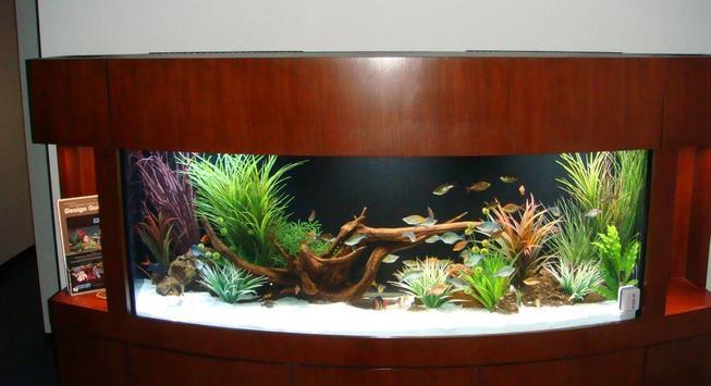 Aquarium Decoration Ideas screenshot 3