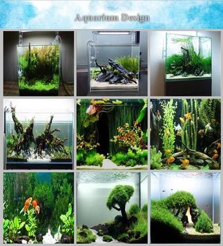aquarium design poster