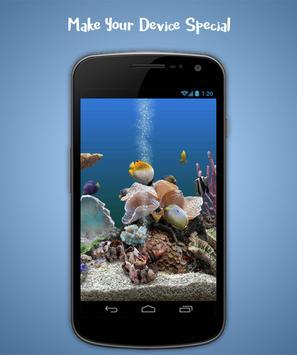 Aquarium Live Wallpaper screenshot 4