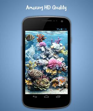 Aquarium Live Wallpaper screenshot 2