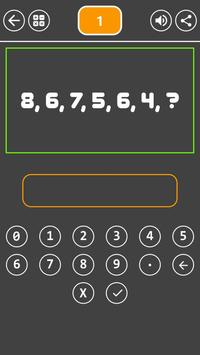 Idiot Number - Math puzzle, Brain game, Math game screenshot 1