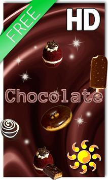 Chocolate Live Wallpaper poster