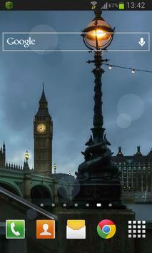 City London Night LWP apk screenshot