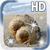 Sea shell Live Wallpaper icon
