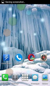 Frozenwinters live wallpaper apk screenshot