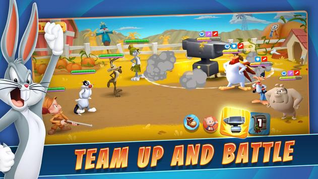 Looney Tunes World of Mayhem apk تصوير الشاشة