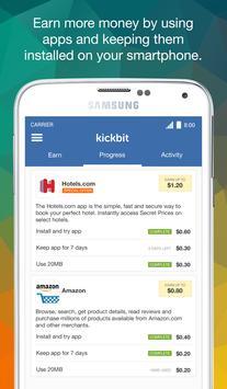 Kickbit screenshot 1