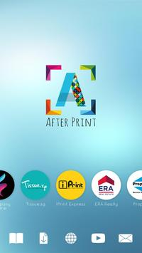 After Print poster