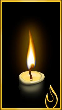 Amazing Candle Light poster