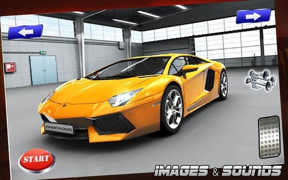 Race Car Sounds Effects screenshot 1