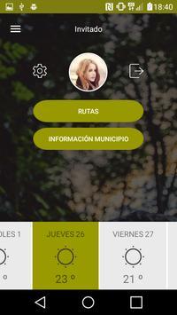 Caminos de Fonsagrada apk screenshot