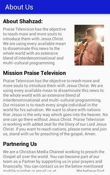 Praise Television (HD) screenshot 4