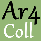 ar4coll. مدونة اللغة العربية icon