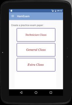 HamExam (US) Trial apk screenshot