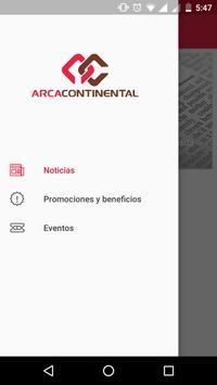 Arca Continental Corporativo poster