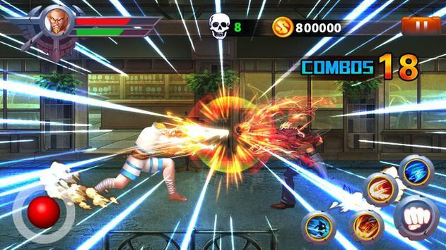 Уличные бои: король боевых действий скриншот 1