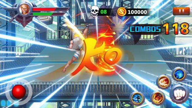 Уличные бои: король боевых действий скриншот 5
